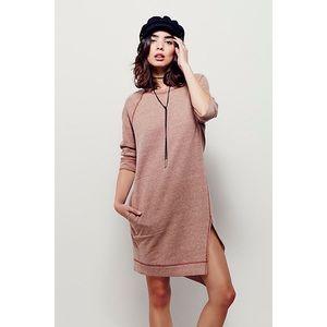 Free People Beach Cozy Sweater / Sweatshirt Dress!